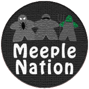Listen to me on the Meeple Nation Board Game Podcast