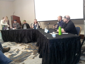 The Writing Excuses Podcast Panel at LTUE