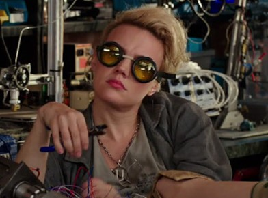 Jillian Holtzmann is my new favorite mad scientist!